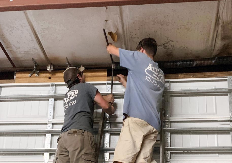 Garage Door Repairs Melbourne FL